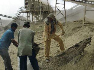 Agro-minerals (basalt quarry at Solulta (Ethiopia)