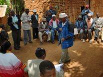 Opening the FTC in kueminyasa at Muhaidini's Farm