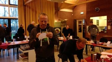Theory chroma course Zundert. Chroma Circular filter paper. Pfeiffer chromatography. December 2017 The Netherlands.